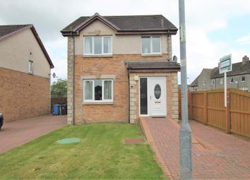 Thumbnail 3 bed detached house for sale in Vere Road, Kirkmuirhill, Lanark