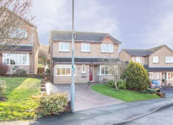 Thumbnail 5 bed detached house for sale in Pontymason Close, Rogerstone, Newport