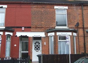 Thumbnail 3 bed terraced house to rent in Dorset Street, Hull