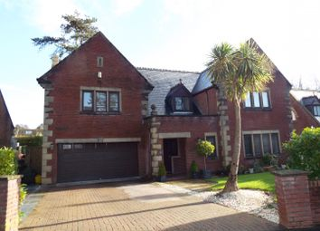Thumbnail 5 bed detached house for sale in Mandinam Park, Sketty, Swansea