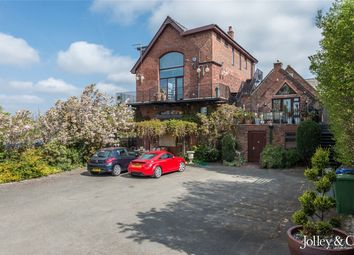 Thumbnail 4 bedroom detached house for sale in Buxton Road, High Lane, Stockport, Cheshire