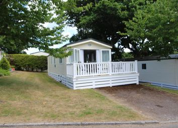 Thumbnail 2 bed mobile/park home for sale in Seabreeze, Shorefield Country Park, Milford On Sea, Hampshire