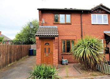 Thumbnail 2 bed semi-detached house to rent in Hagley Park Gardens, Rugeley
