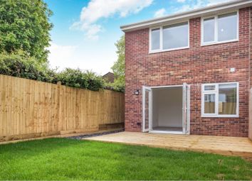 Thumbnail 3 bed end terrace house for sale in Leaholme Gardens, Whitchurch