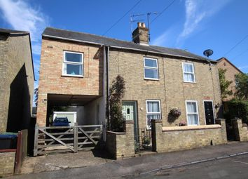 Thumbnail 3 bed semi-detached house to rent in Hills Lane, Ely, Cambridgeshire