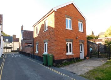 Thumbnail 2 bed detached house to rent in Friarscroft Lane, Wymondham