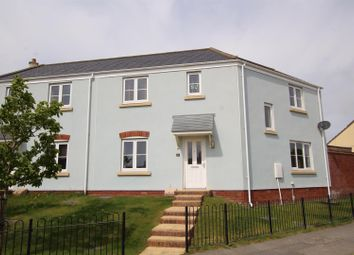 Thumbnail 4 bed end terrace house for sale in Pasmore Road, Helston