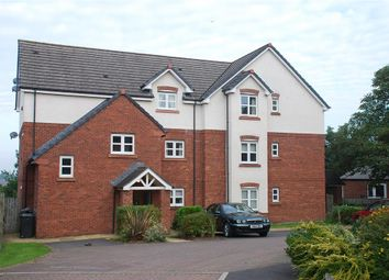 Thumbnail 2 bed flat to rent in Chertsey Grove, Carlisle