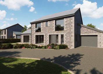 Thumbnail 5 bed detached house for sale in Trenow, Ludgvan