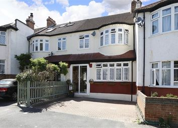Thumbnail 3 bed terraced house for sale in Wiverton Road, London