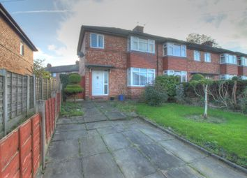 Thumbnail 3 bed end terrace house for sale in Stokoe Avenue, Altrincham