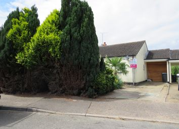 Thumbnail 3 bed semi-detached bungalow for sale in Merlewood, Dickleburgh, Diss