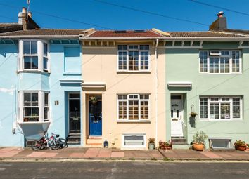 Thumbnail 4 bed terraced house for sale in Quebec Street, Brighton