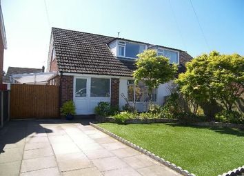 Thumbnail 3 bed semi-detached bungalow for sale in Hawksworth Close, Freshfield, Liverpool