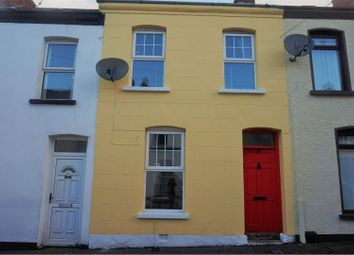 Thumbnail 3 bed terraced house for sale in Bellevue Avenue, Derry / Londonderry