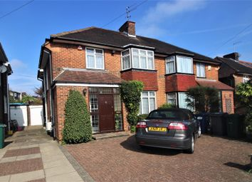 Thumbnail 3 bed semi-detached house for sale in Broadhurst Avenue, Edgware