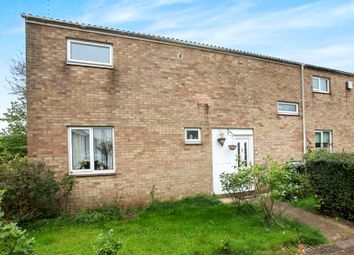 Thumbnail 3 bed end terrace house for sale in Middleton, Bretton, Peterborough