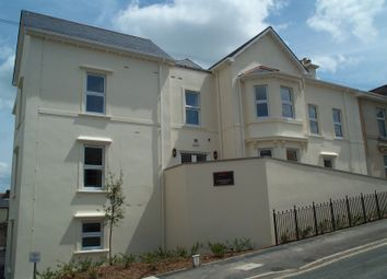 Thumbnail 1 bed flat to rent in Powderham Road, Newton Abbot