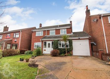 4 bed detached house for sale in Kings Court, Hemsby, Great Yarmouth NR29