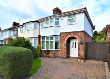 Thumbnail 3 bed semi-detached house for sale in Nunsfield Drive, Alvaston