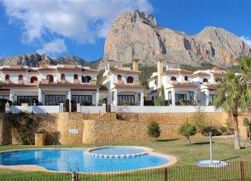 Thumbnail 4 bed bungalow for sale in Polop De La Marina, Alicante, Spain