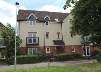 Thumbnail 1 bed flat to rent in The Moorings, Swindon