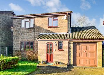 Thumbnail 4 bed detached house for sale in Oakwood Park, Nutley, Uckfield, East Sussex