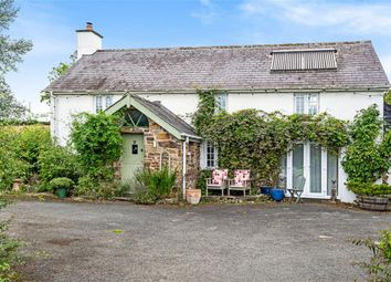 Thumbnail 5 bed detached house for sale in Cilmery, Builth Wells