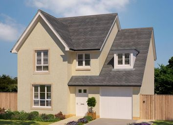 "Thumbnail 4 bedroom detached house for sale in ""Drummond"" at South Larch Road, Dunfermline"