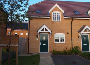 Thumbnail 2 bed property to rent in Ashby Street, Corby