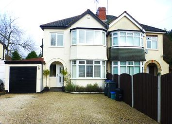 Thumbnail 3 bed semi-detached house to rent in Torre Avenue, Northfield, Birmingham