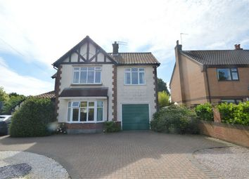 Thumbnail 5 bed detached house for sale in Wroxham Road, Sprowston, Norwich, Norfolk