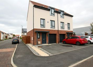 Thumbnail 4 bedroom town house for sale in Wetherall Close, Sunderland