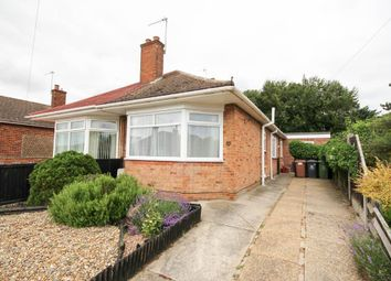 Thumbnail 3 bed semi-detached bungalow for sale in Roman Way, Caister-On-Sea, Great Yarmouth