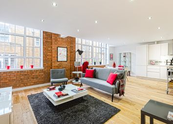 Thumbnail 2 bed flat to rent in Princelet Street, Spitalfields