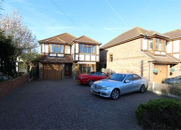 Thumbnail 4 bed detached house to rent in Eastwood Road, Rayleigh, Essex