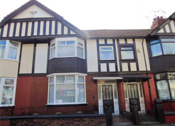Thumbnail 4 bed terraced house for sale in Fazakerley Road, Walton, Liverpool