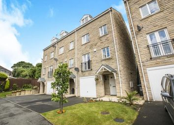 Thumbnail 4 bed end terrace house for sale in Heatherdale Close, Halifax, West Yorkshire