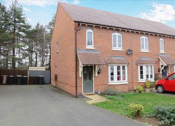 Thumbnail 3 bed end terrace house for sale in Glengarry Way, Greylees, Sleaford