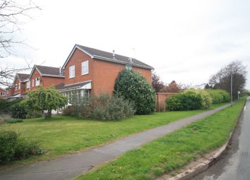 Thumbnail 4 bed detached house for sale in Baneberry Drive, Featherstone, Wolverhampton