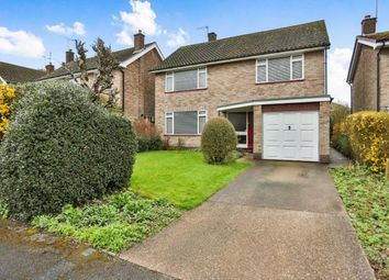 Thumbnail 4 bed detached house for sale in Holden Crescent, Nuthall, Nottingham, Nottinghamshire