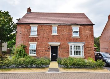 Thumbnail 4 bed detached house for sale in Potteries Lane, Chilton, Didcot