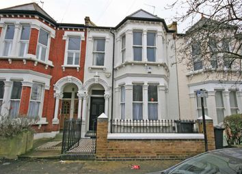 Thumbnail 2 bed flat to rent in Shandon Road, London