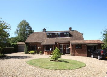 Thumbnail 4 bed detached house for sale in Kimpton Road, Wheathampstead, St. Albans, Hertfordshire