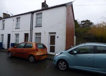 Thumbnail 2 bed terraced house for sale in Vron Square, Bangor, Gwynedd