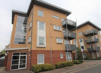 Thumbnail 2 bed flat for sale in Whitehall Close, Borehamwood