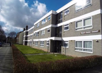 Thumbnail 2 bed flat to rent in West Park Court, Connaught Road, West Park, Wolverhampton