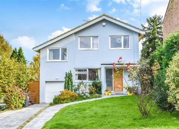 Thumbnail 4 bed detached house for sale in Myddleton Road, Ware, Hertfordshire