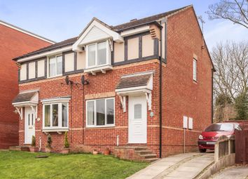 Thumbnail 3 bed semi-detached house for sale in The Haverlands, Hemsworth, Pontefract