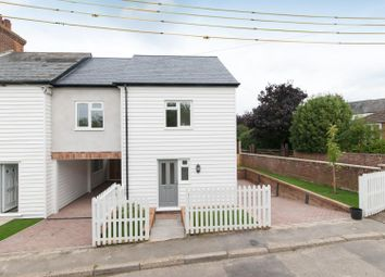 Thumbnail 3 bed property for sale in Woodside Cottages, Dunkirk Road North, Faversham